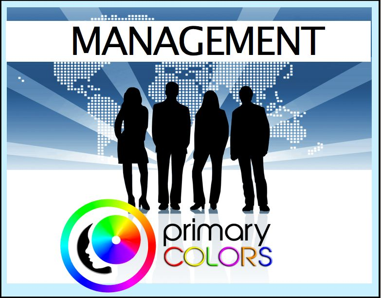 Primary Colors Personality Insight Tools by Dawn Billings