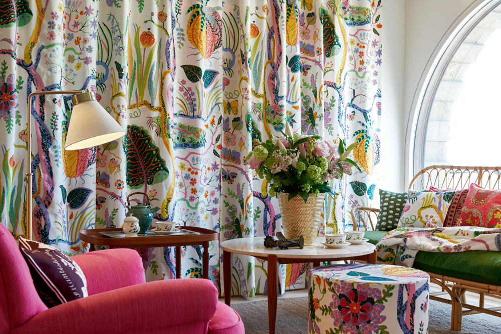 The Spirit of Estrid Ericson and Josef Frank is still
