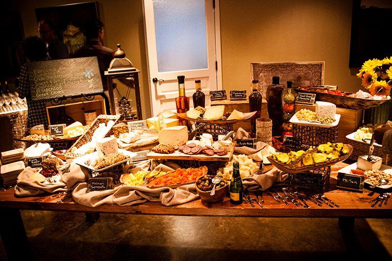 Http Cuisinierscater Com Images Gallery 24 Charcuteriefarmtable Jpg Dinner Catering Wedding Food Wedding Buffet