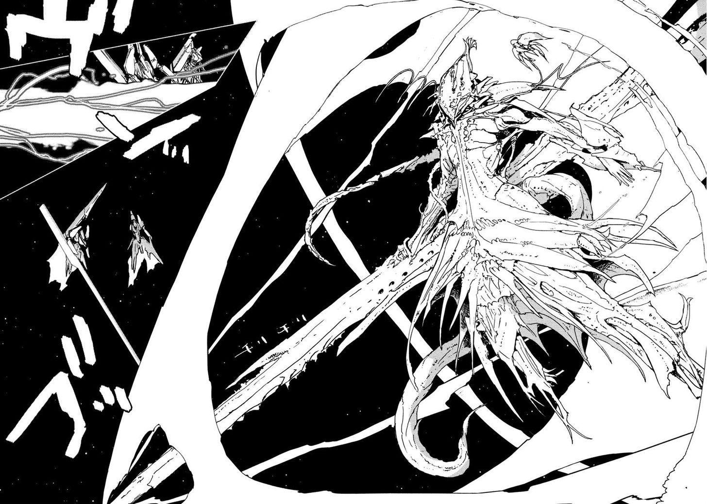 knights of sidonia | ... para Anunciado anime do mangá Knights of Sidonia, de Tsutomu Nihei