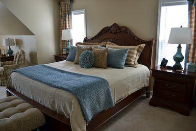 Pillow arrangement and bedding