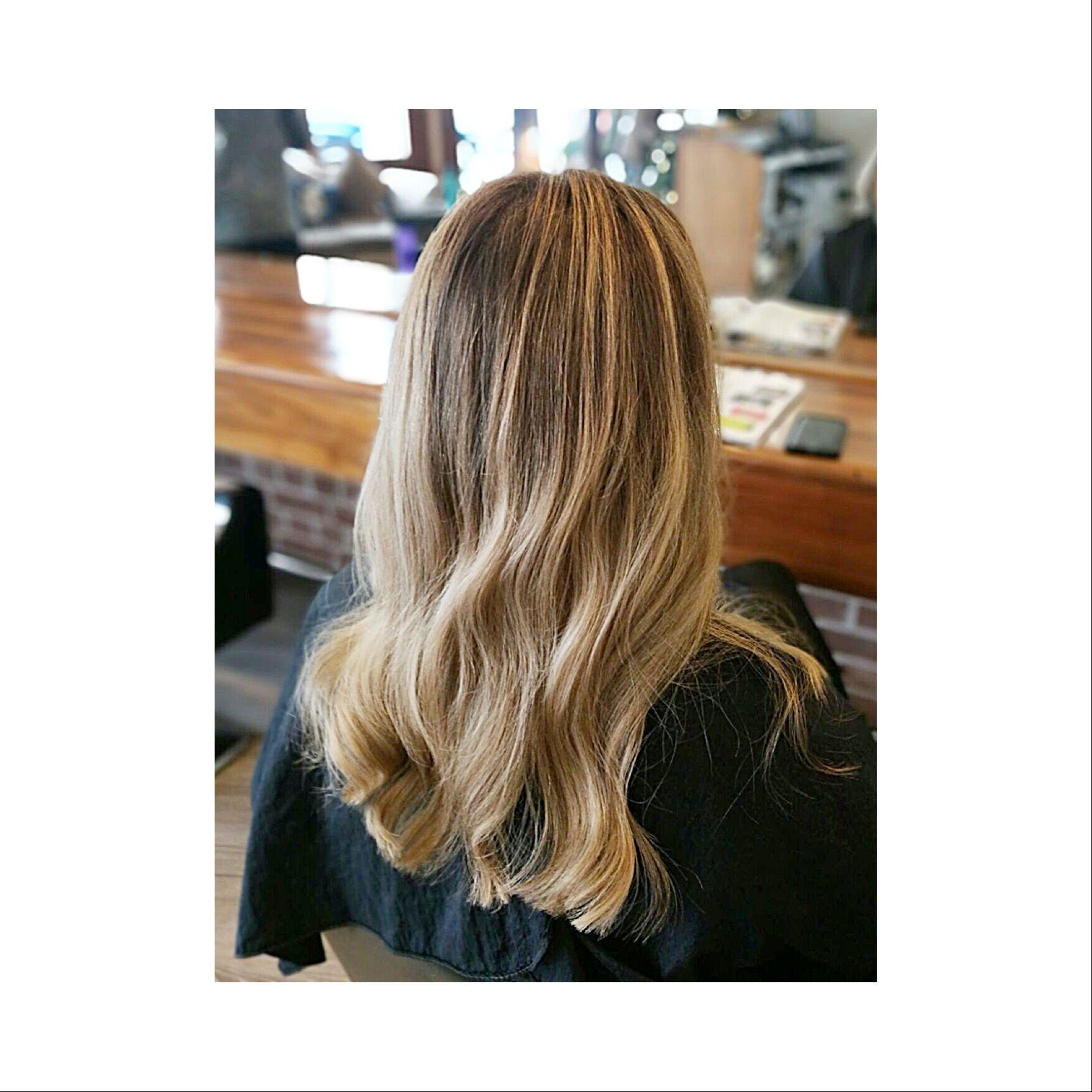 Creamy Blonde Melts By Kerrie Creamy Blonde Long Hair Styles Hair Styles