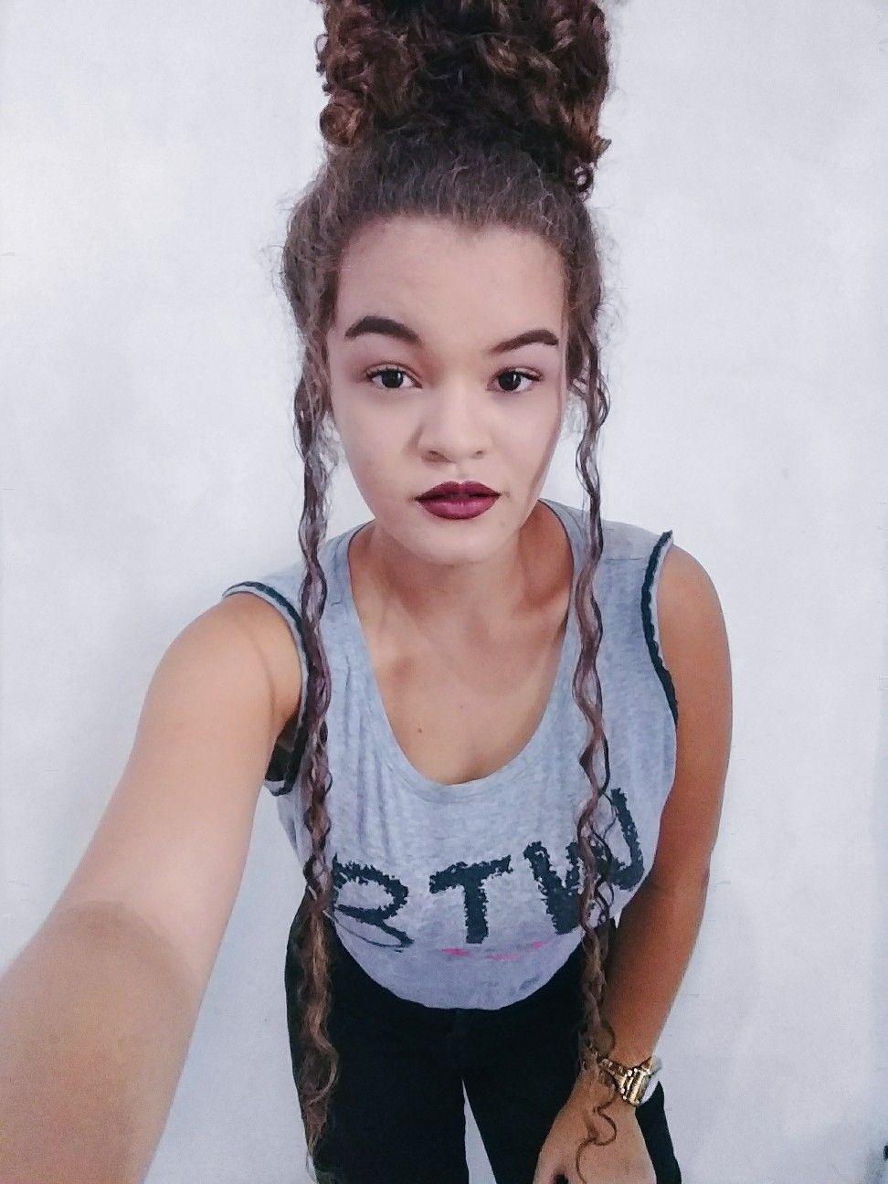 Thayna Karolayne | Curly Hair | Cabelo cacheado | Cachos | Cacheada