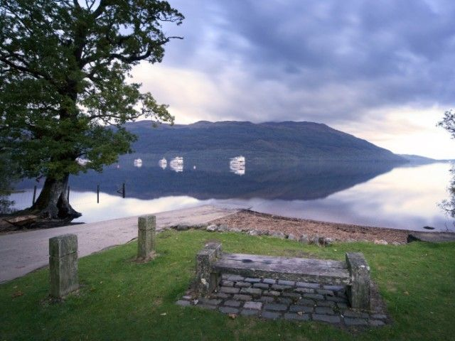 Tarbet Hotel In Loch Lomond Shearings Breaks National Park
