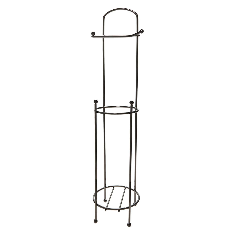 Black Toilet Roll Dispenser - TK Maxx | buggy palace | Pinterest ...