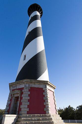 Cape Hatteras Lighthouse - Outer Banks, North Carolina