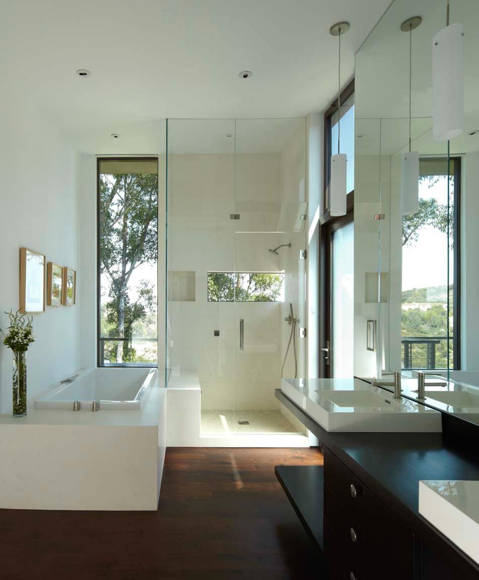 Modern & trendy bathroom inspired by minimalist and creative ...