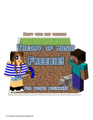 Minecraft+themed+Theory+of+music+worksheets+Freebie++from+HordPianoStudio+on+TeachersNotebook.com+-++(3+pages)++-+Minecraft+themed+Theory+of+music+worksheets+Freebie+