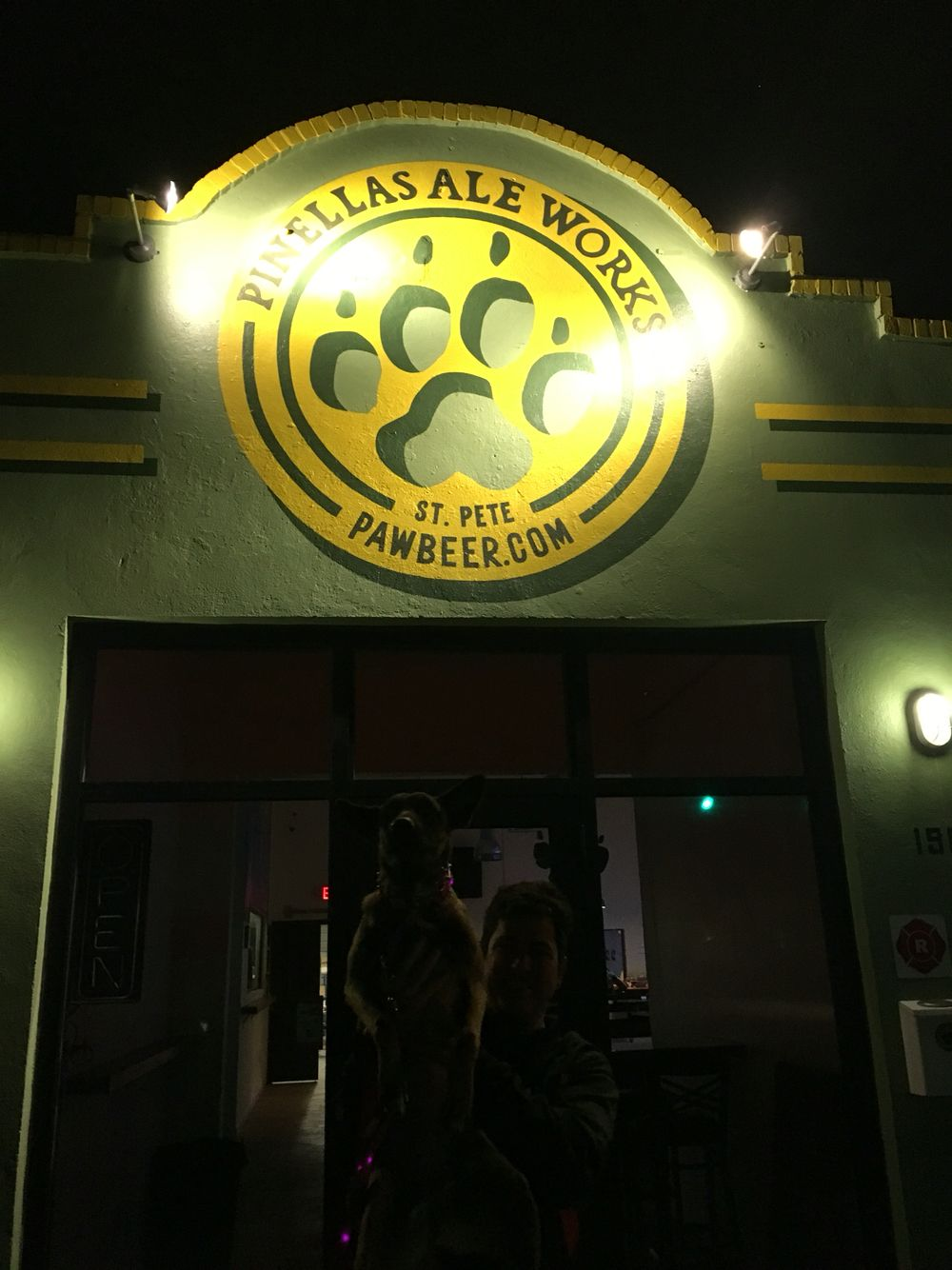 PAW.... Pinellas Ale Works, downtown St. Pete (With images