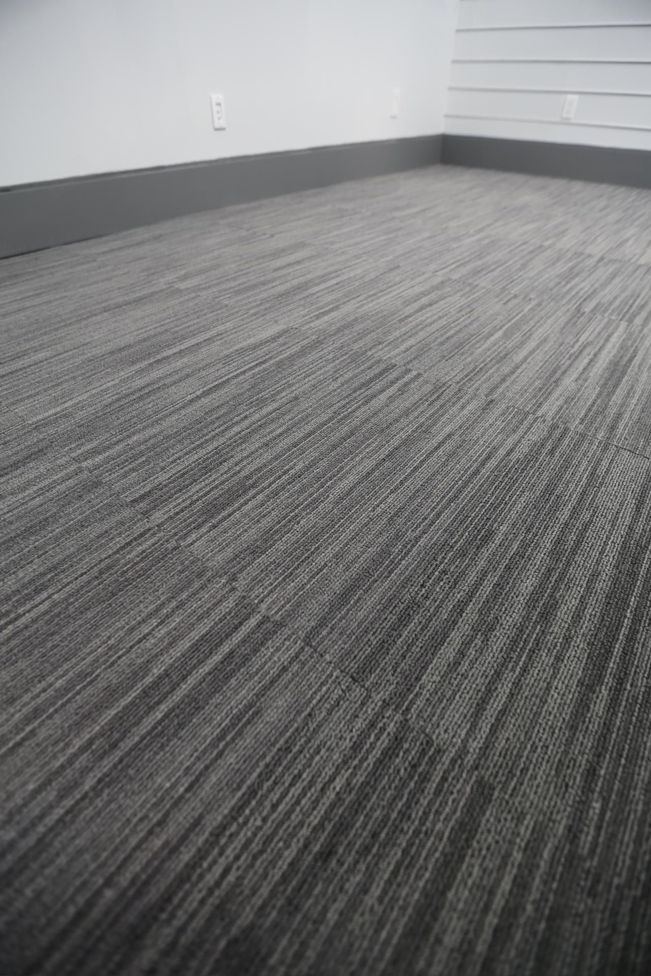 How To Install Carpet Tiles Over Vinyl Floor In 2020 Carpet Tiles Carpet Squares Carpet Installation