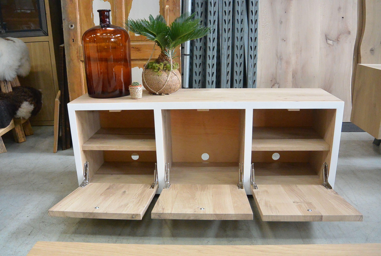 Stoere Meubels Alkmaar : Tv meubel met kleppen leven in stijl tv meubels dressoirs