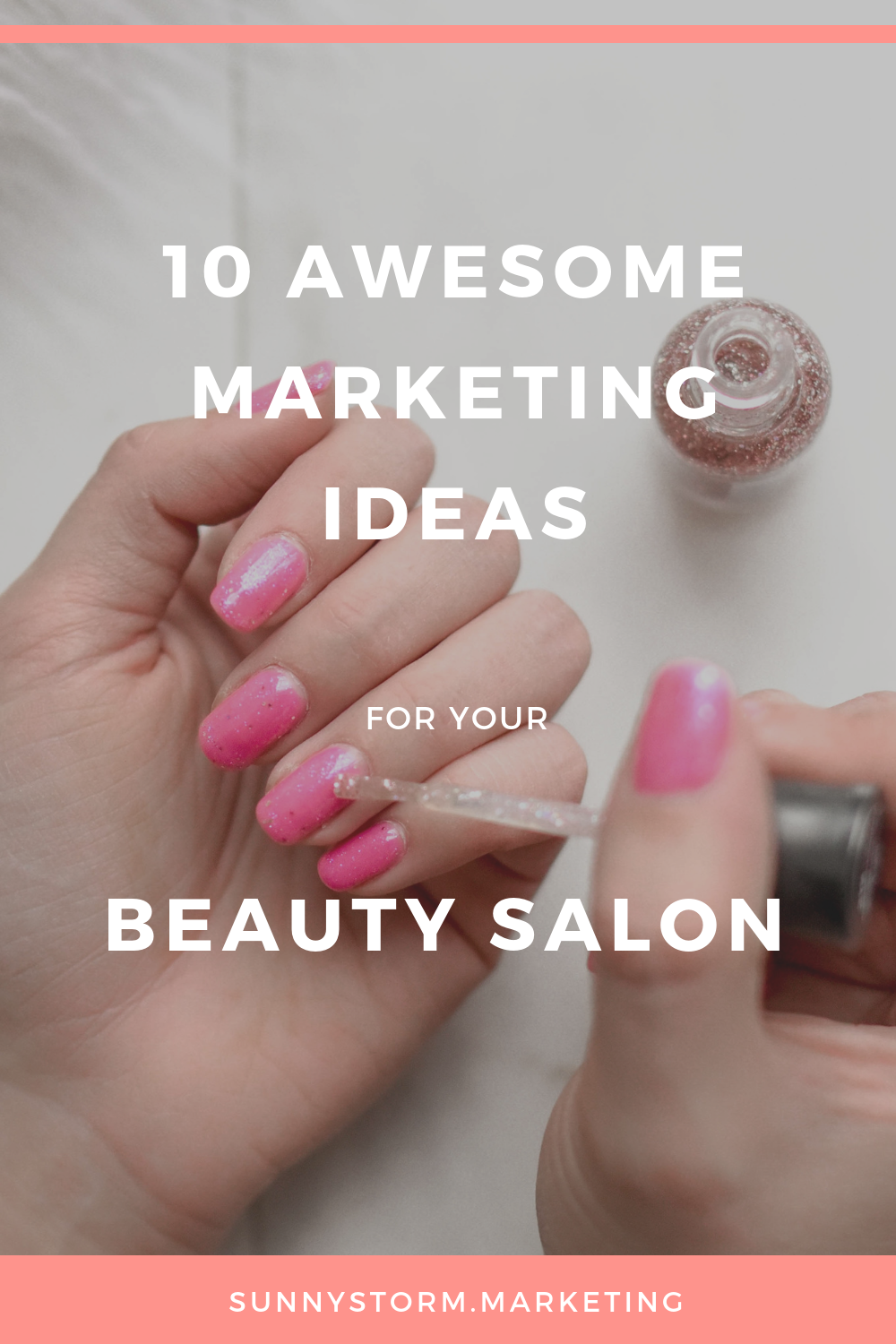 10 Marketing Ideas Your Salon Probably Isn T Doing But Should In 2020 Salon Marketing Hair Salon Marketing Salon Decor
