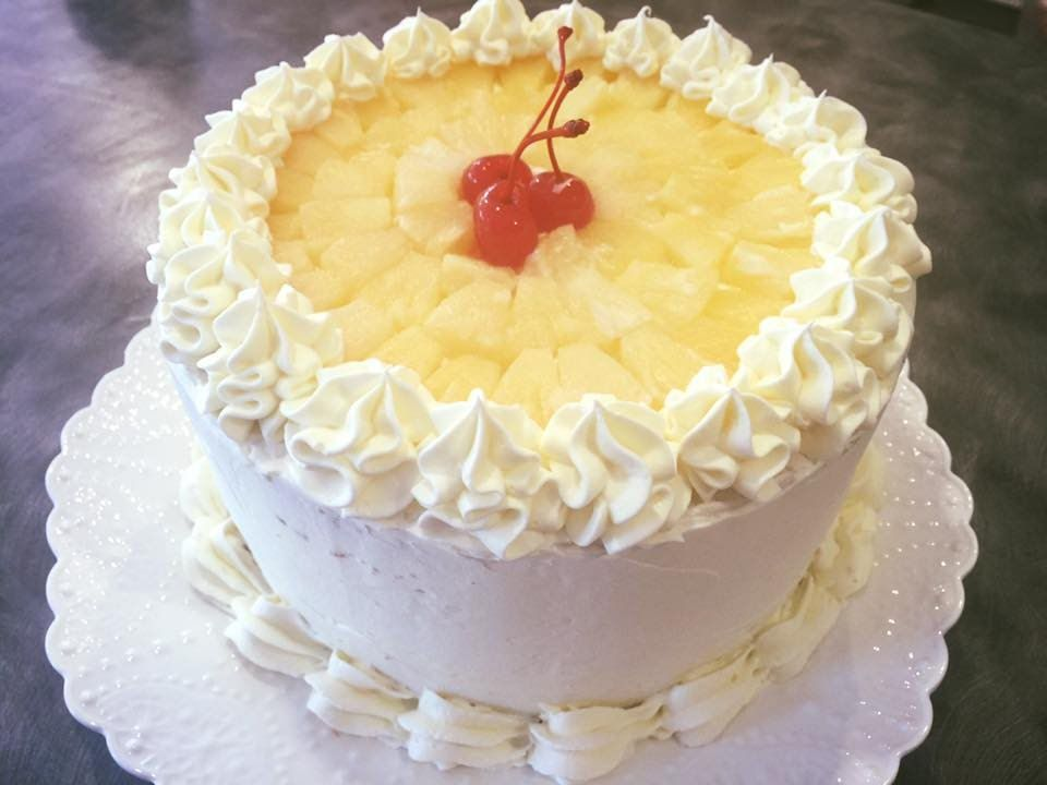chiffon cake icing design Pin on cookies and cakes