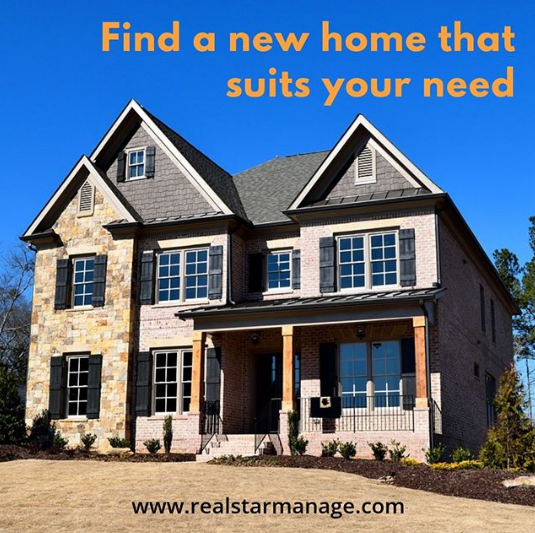 Real Star Property Management Is A Real Estate Firm That Provides Help In Finding Rental Homes In Killeen Tx House Rental Nyc Real Estate Property Management