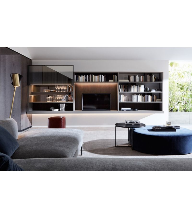 505 Molteni C Modular System Milia Shop Built In Furniture