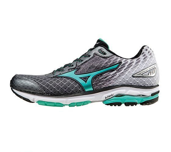 Mizuno Wave Rider 19 Women S Running Shoes 100% Authentic J1Gd160334 ... 781b8f725ce15