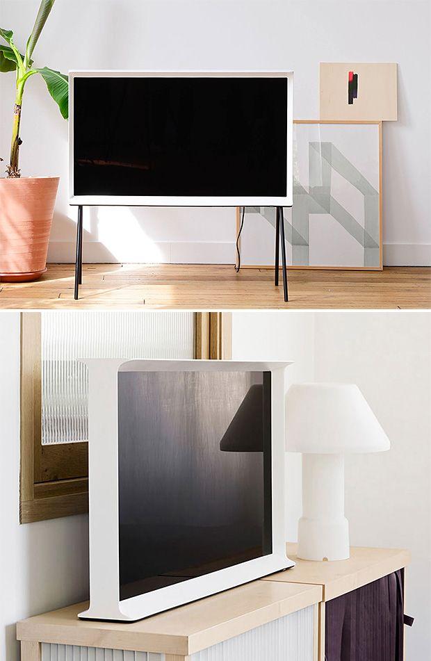 samsung serif tv to create the