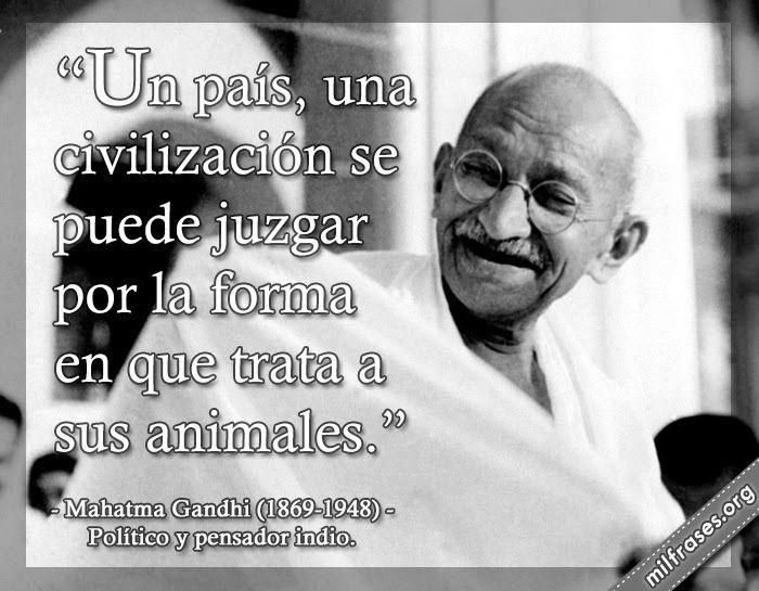 Mahatma Gandhi Político Y Pensador Indio Mahatma Gandhi