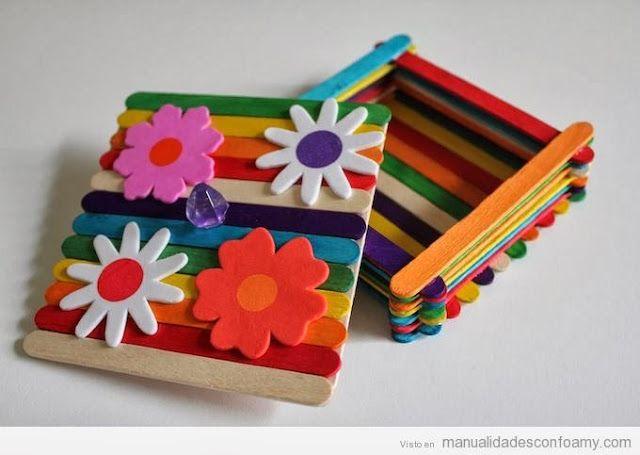 Daniela Schorwer 5 Manualidades Faciles Para Regalar Materiales - Manualidades-para-regalar-a-un-nio