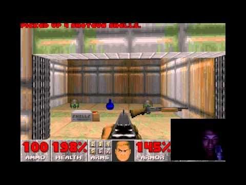 My Sweet 666: Doom 3 BFG - Doom I - Knee-Deep In The Dead (Secretos 100%...