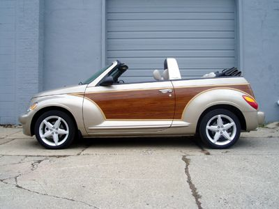 Auto Tech Pt Cruiser Woody 2 Kit 05 Up Convertible