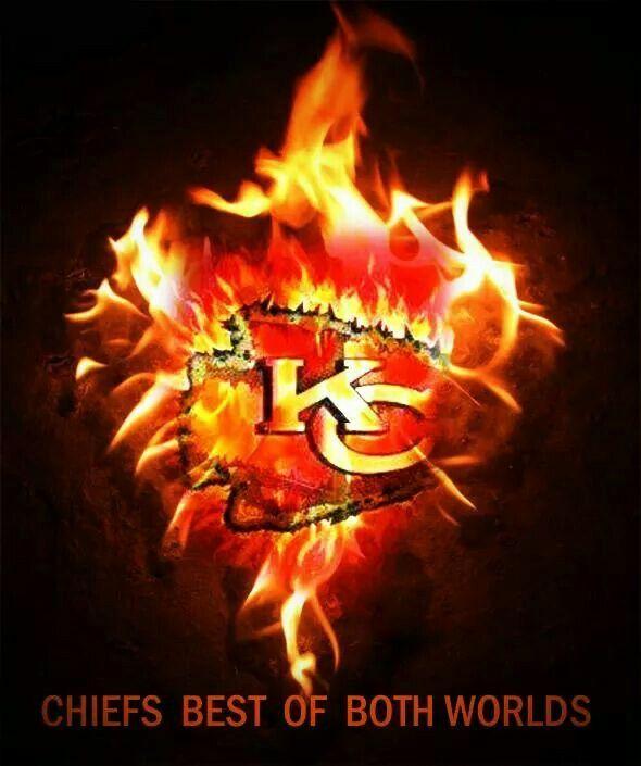 Chiefs Best of both worlds!! Kansas chiefs, Kansas