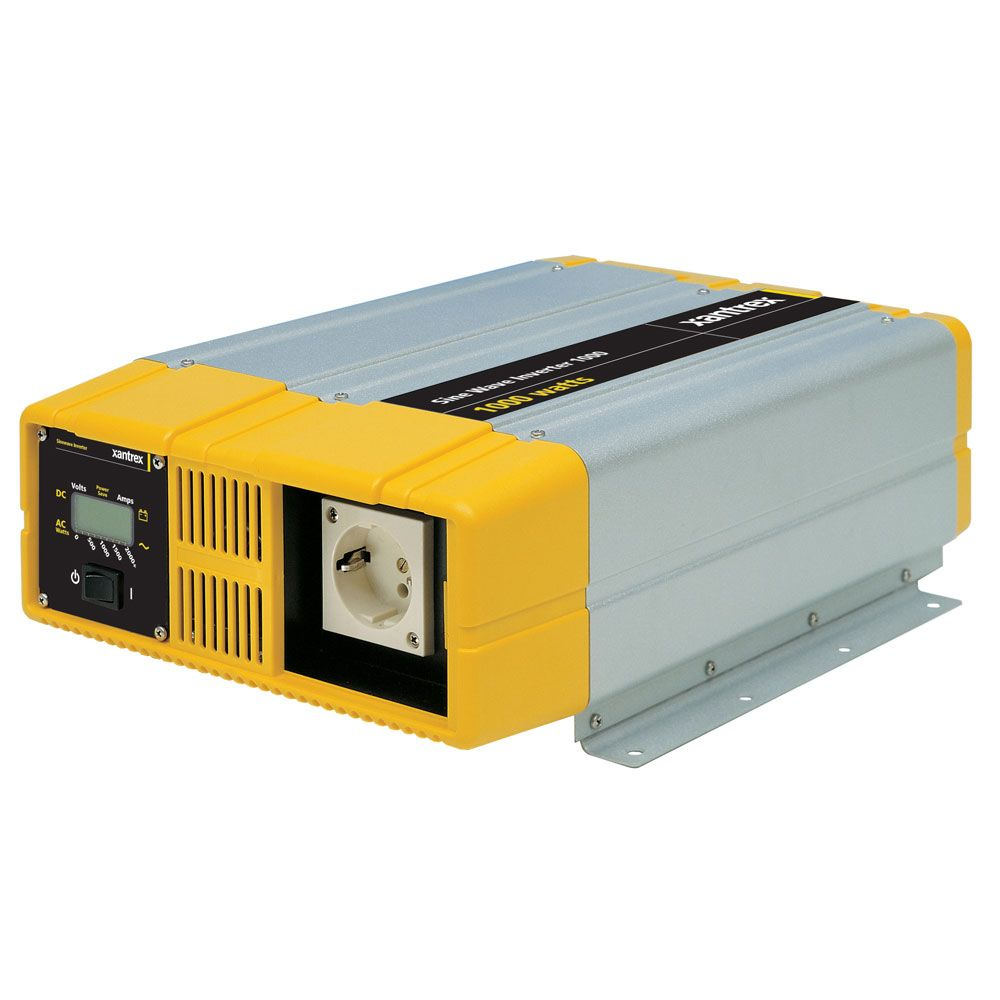 Xantrex Prosine International 1800i Hardwire Transfer Switch 1800w 12vdc 230vac Transfer Switch Gfci Power Inverters