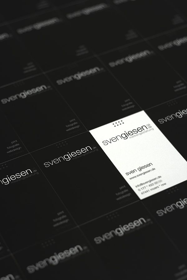 22 Fresh Awesome Business Card Designs Business Card Pinterest