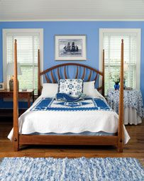 Benjamin Moore Summer Blue The Color I Picked For Christopher S Room