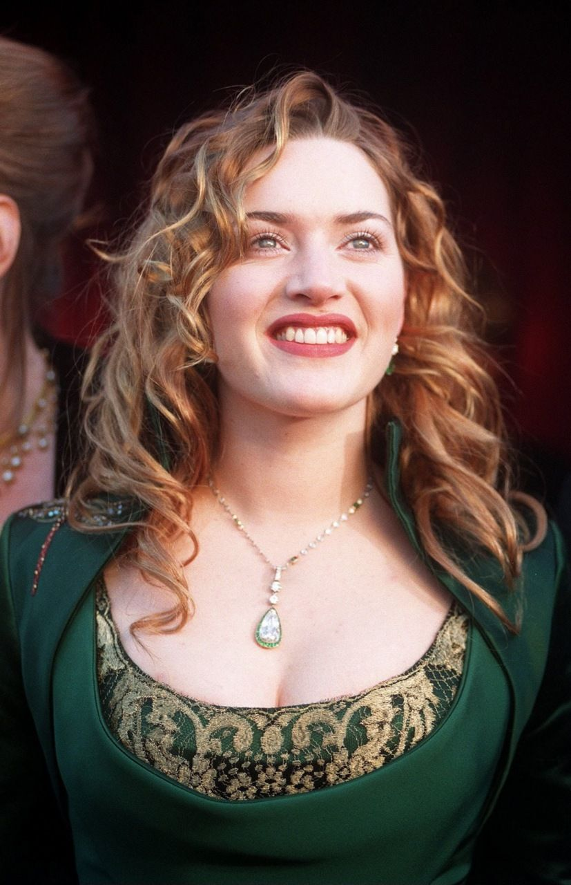 Positively Noteworthy Kate Winslet Oscar Beauty Girl Beautiful Actresses