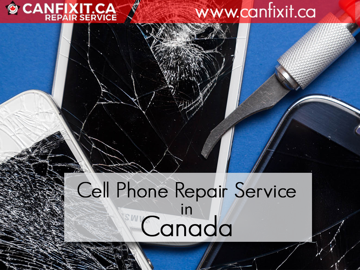 The best phone repair service in Canada is here! Dial