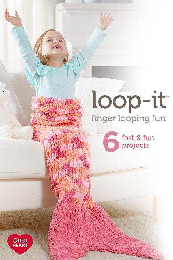 Loop It Finger Looping Fun Fun Fast And Easy Loop It