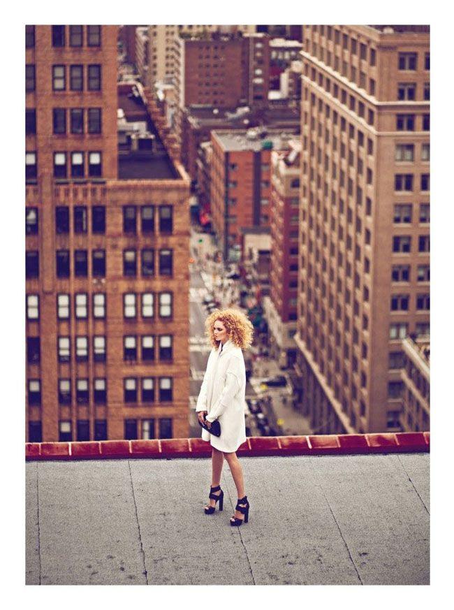 City photo shoot