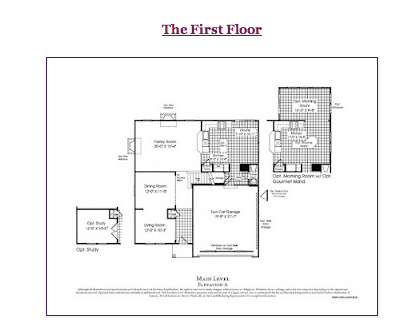 Pin By Shannon Skalla On Future Home Inspiration Floor Plans Ryan Homes How To Plan
