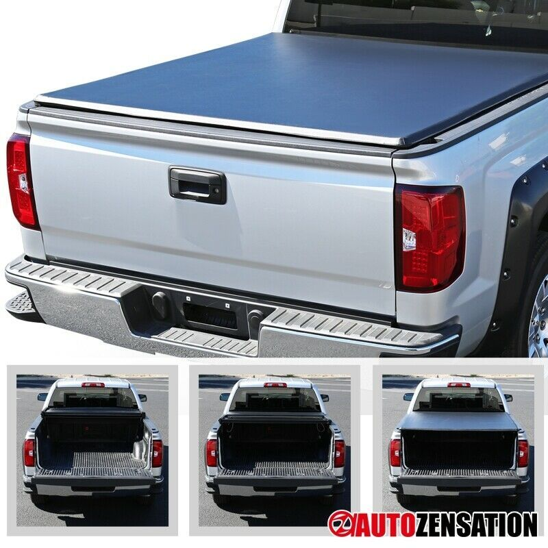 For 20072019 Chevy Silverado Sierra 1500 5.8ft Short Bed