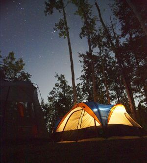 Camping in Canada....   This pin was added using ...