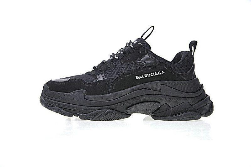 Mens Balenciaga Triple-S Sneaker All