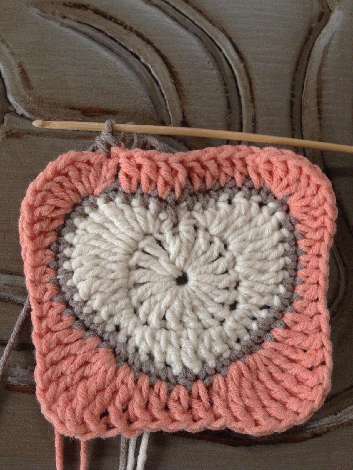 Annoo\'s Crochet World: Valentine Heart Granny Square Free Pattern ...