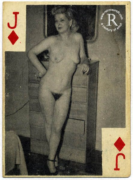 Порно ссср игральные карты