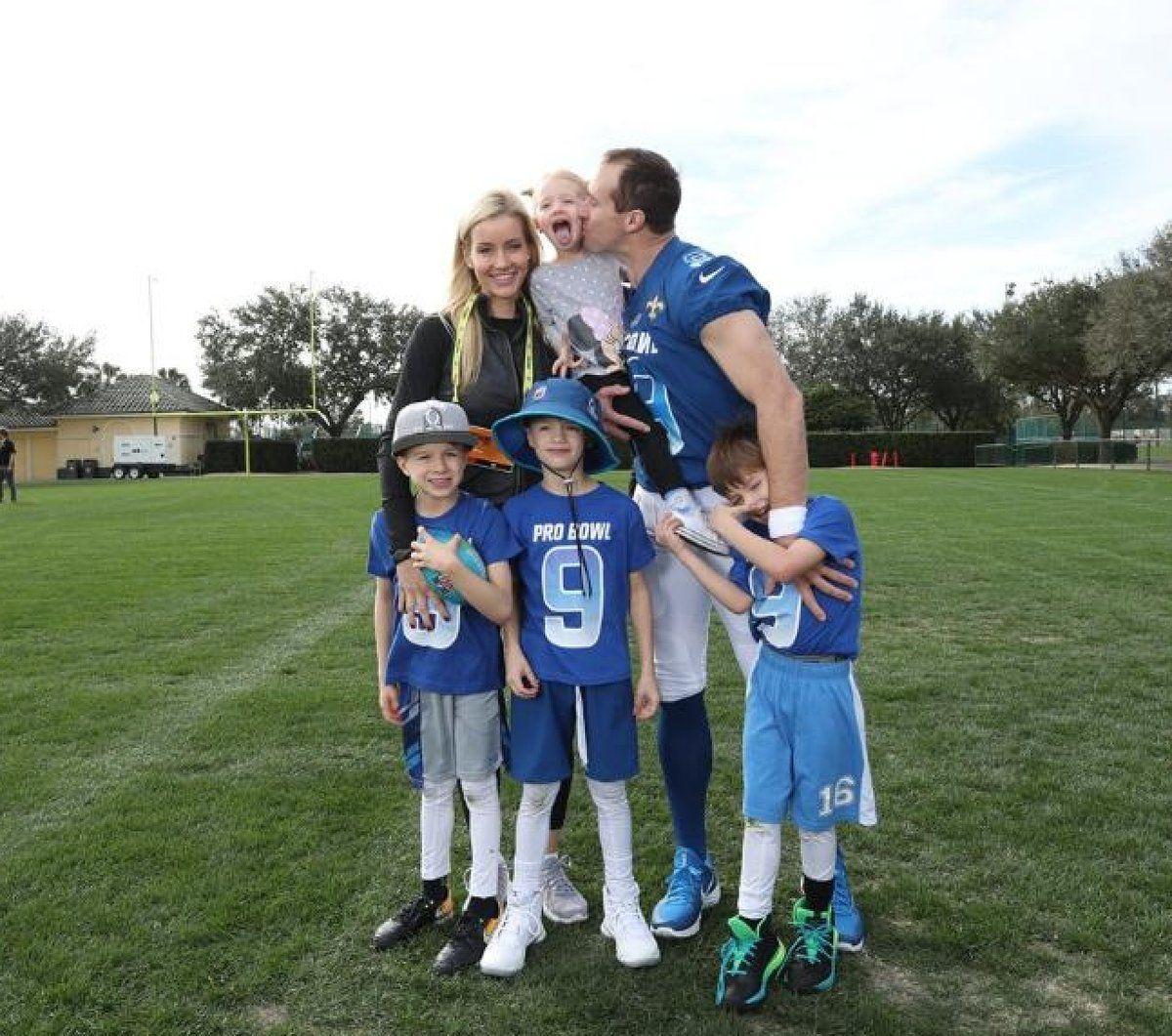 the best attitude 0b268 fac1e Brees family ♥♥♥ #ProBowl2018 | WhoDat!! ♥♥ My Saints ...