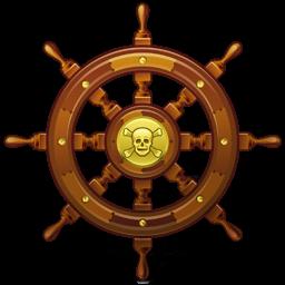 Pirates Style Icons Ship Wheel Tattoo Pirate Ship Ship Wheel Decor
