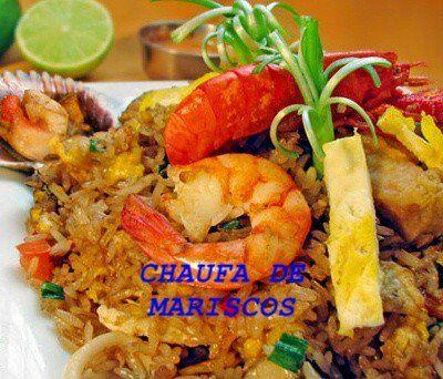 Chaufa de Mariscos