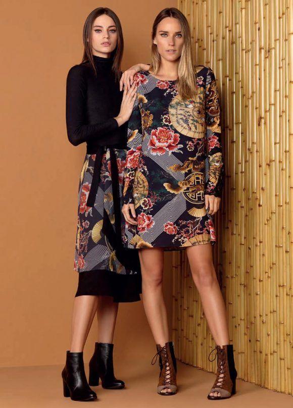 👗 Precioso  vestido corto de  LezaLez para  vestir a la  moda. ¿Te ... b75ca0d53d82c