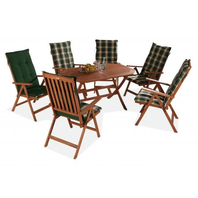 Sitzgruppe im garten gartenmobel sets  Gartenmöbel Set, Sitzgruppe Garten, Holz 13.tlg