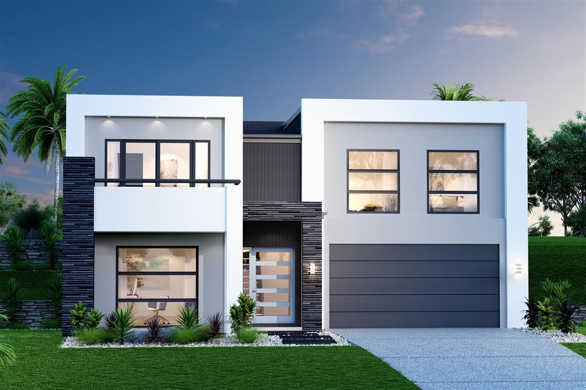 Charmant Windsor 268   Split Level, Home Designs In Sydney   South West (Narellan)