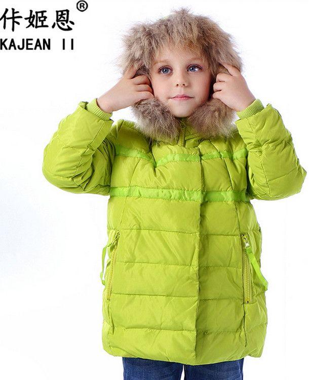 f8b917053 Click to Buy    Ka Ji En high winter models velvet jacket children ...