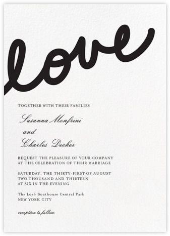Love Letter - Paperless Post
