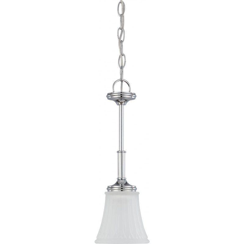 Hinde 1 Light Single Bell Pendant Mini Pendant Lights Pendant Light Drum Pendant Lighting