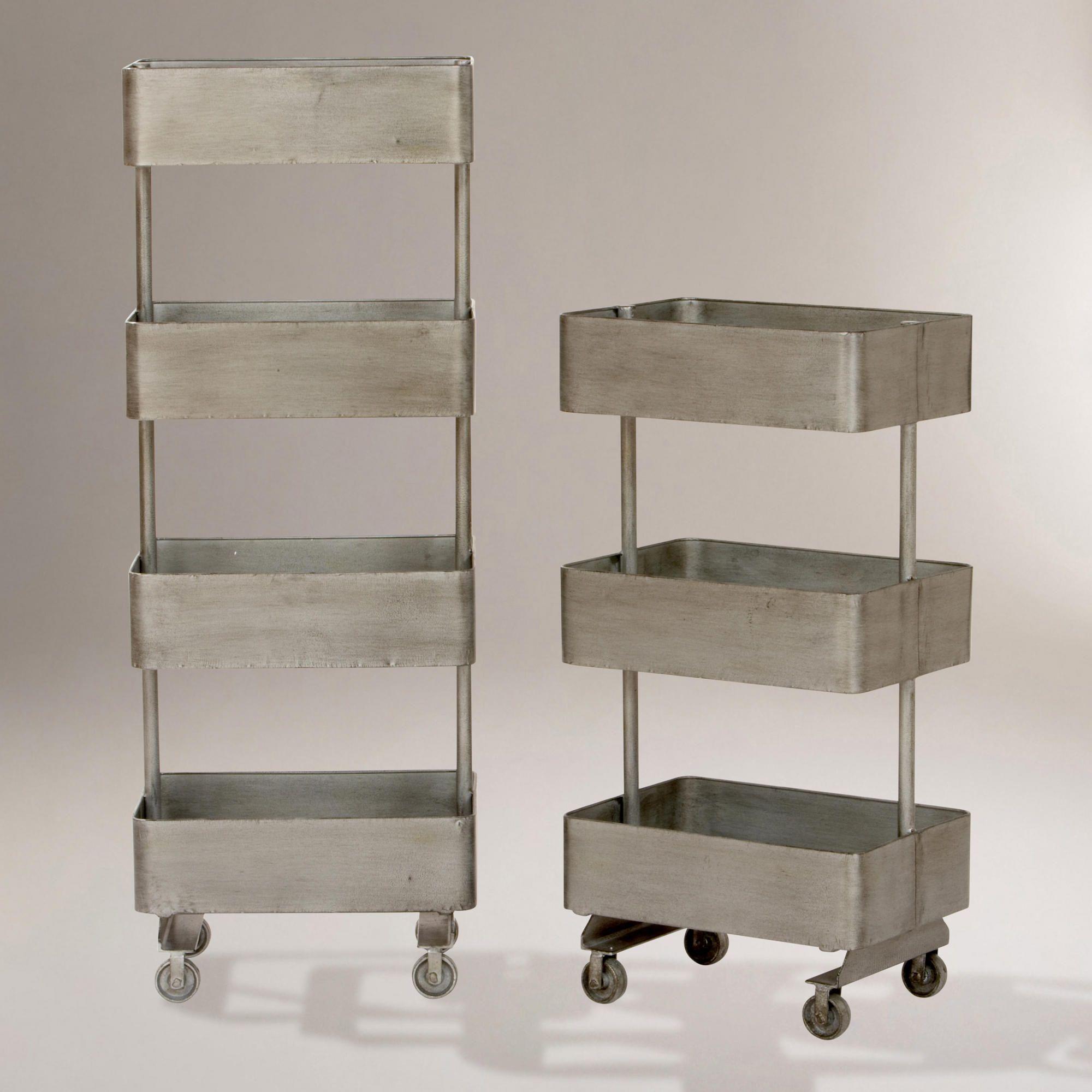 Jayden Metal Shelf Units | World Market