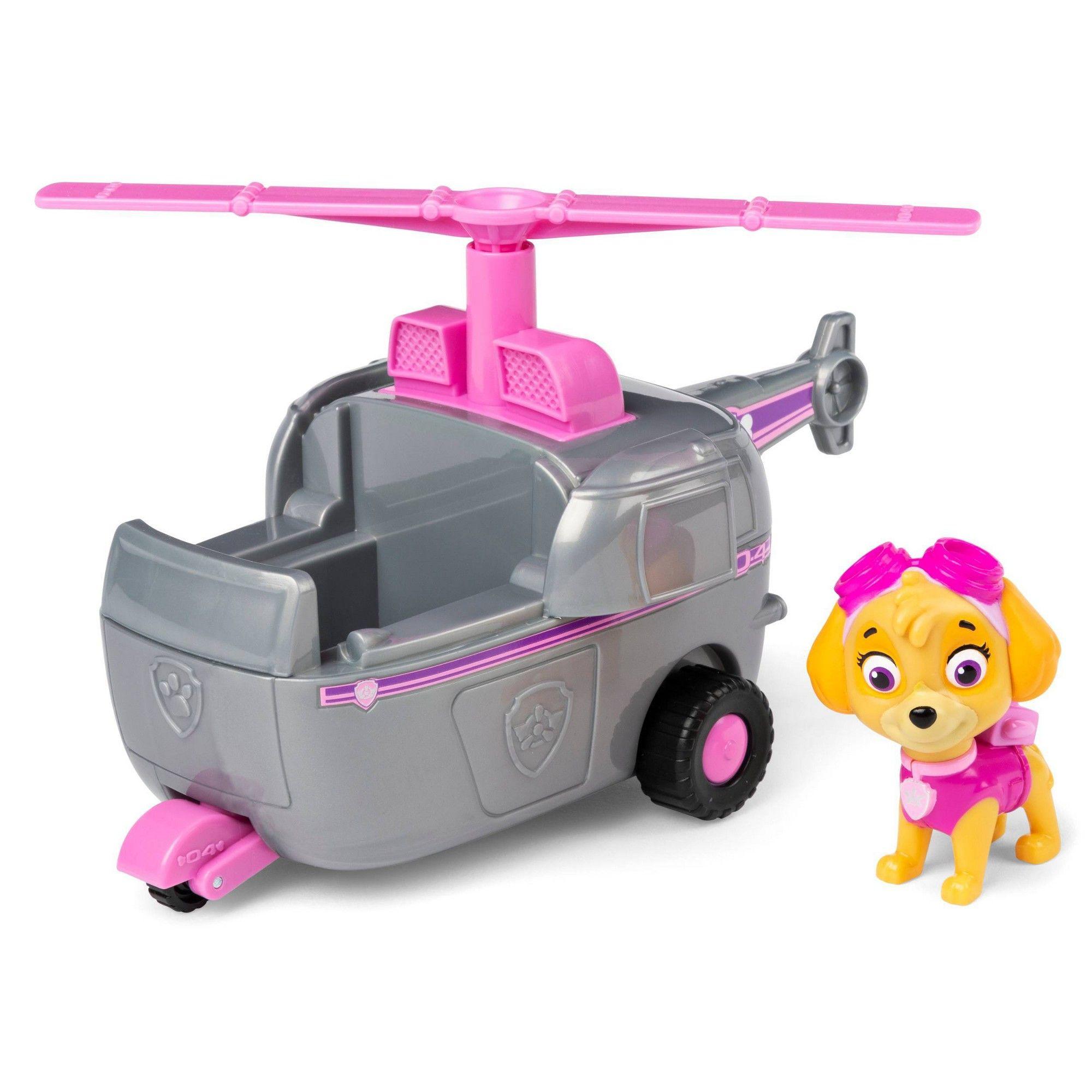 Paw Patrol Helicopter Vehicle Skye Paw Patrol Toys Paw Patrol